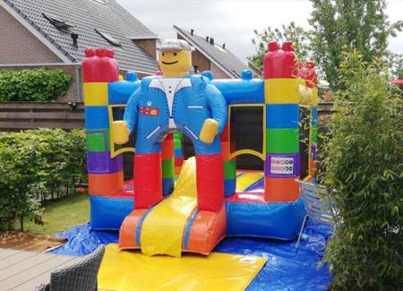 Lego multiplay springkussen