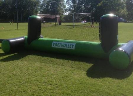 Voet volley